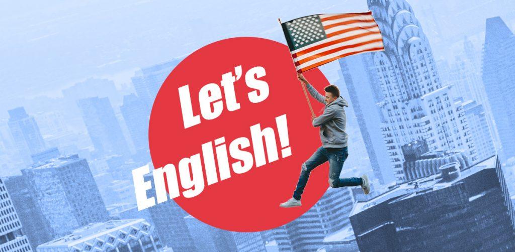 webinary językowe Let's English